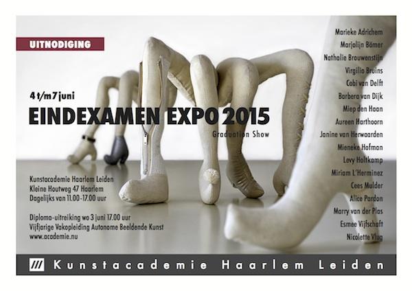 Expositie Kunstacademie Haarlem
